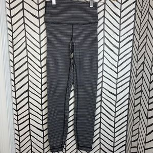 🔸 lululemon high times pant textured stripe 2